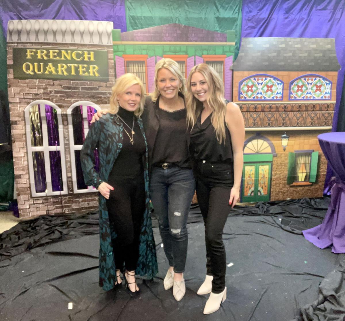 Amanda Terrano, Amy Green, Brooke Herbert
