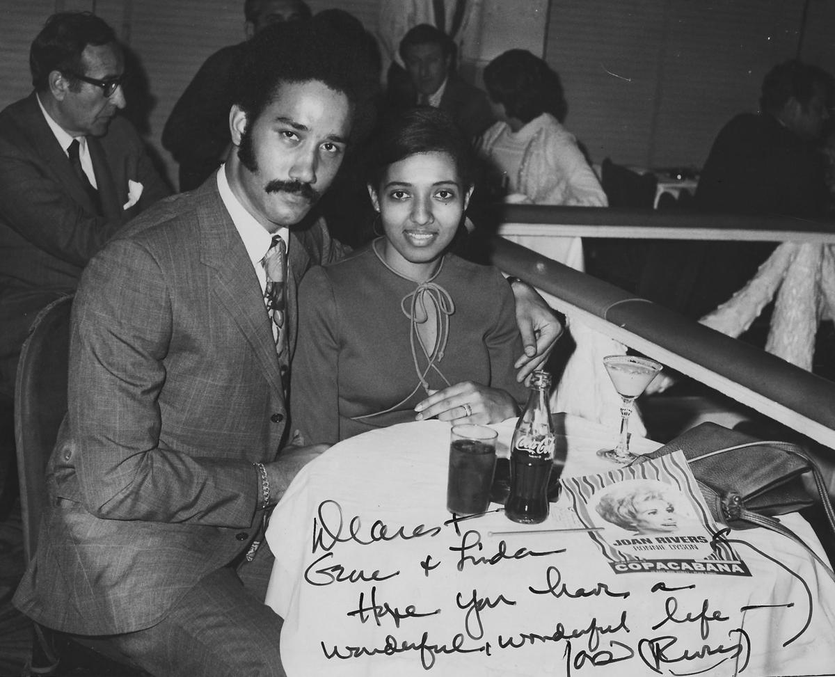 Linda and Gene Crump
