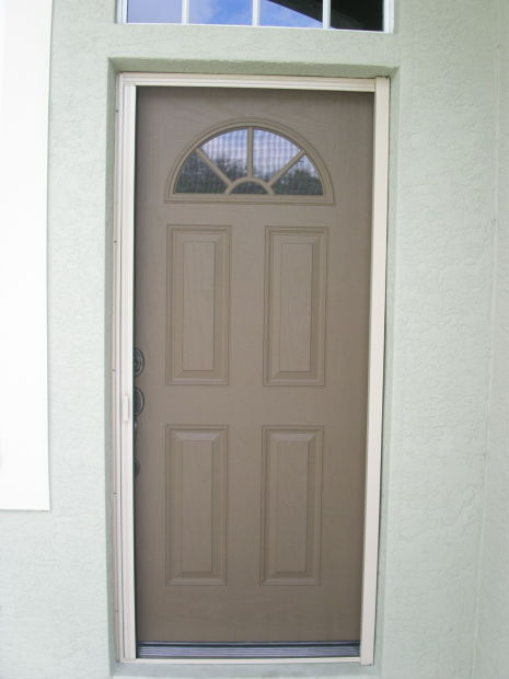 Lots of options available for screen doors home and for Screen door options