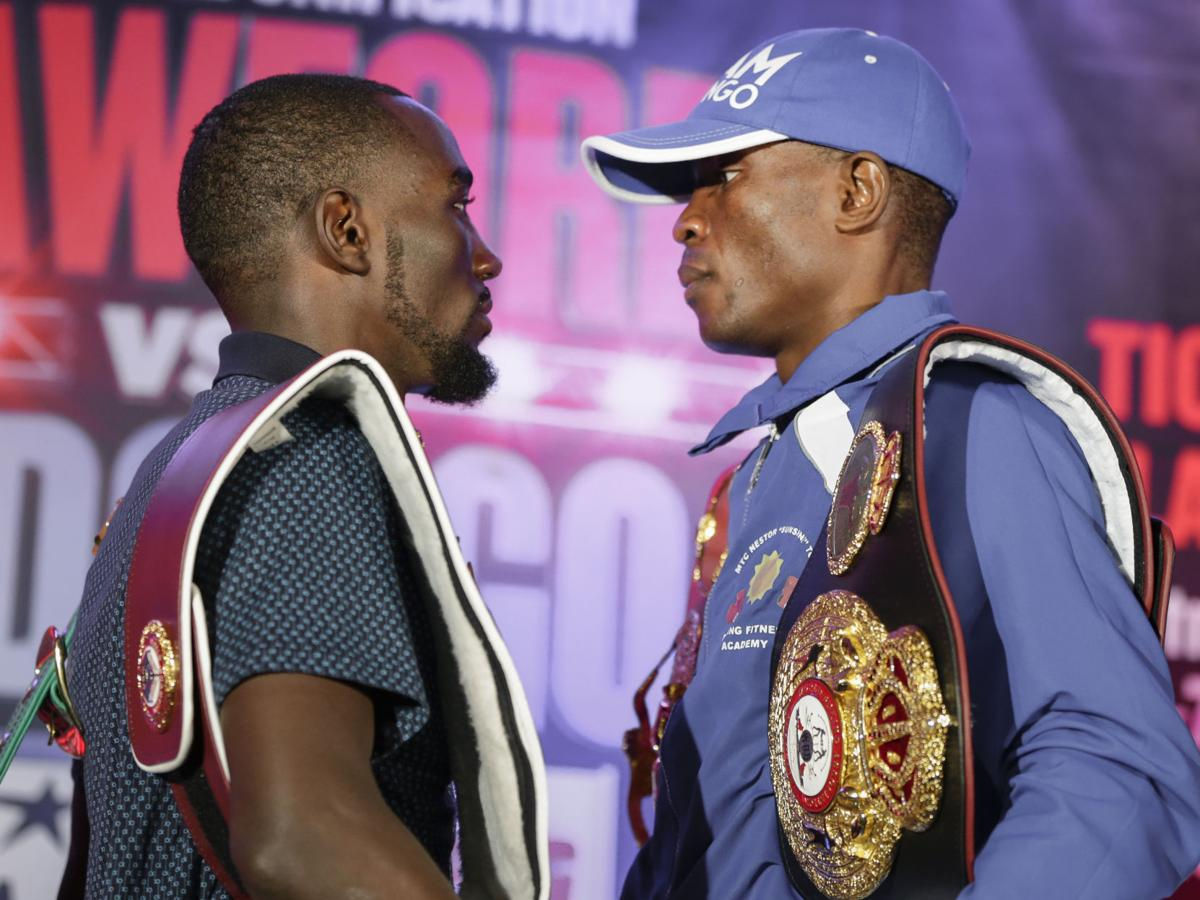 "Terence ""Bud"" Crawford, Julius Indongo"