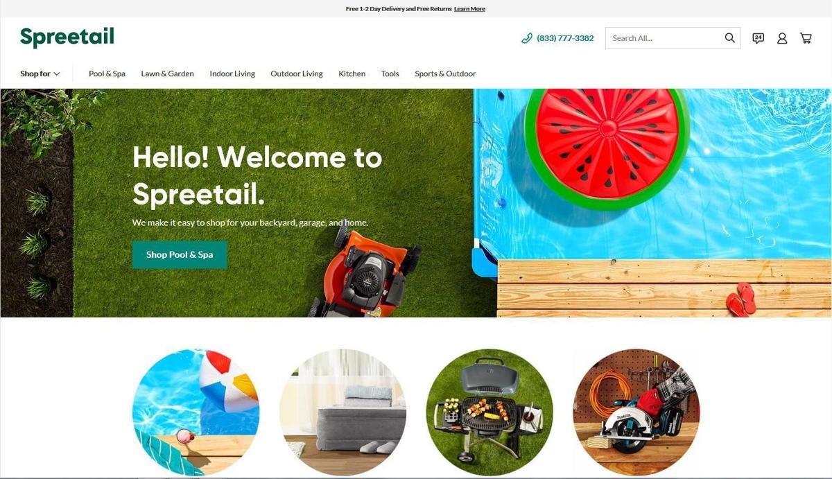 Spreetail website