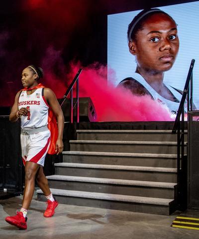 NU basketball Opening Night, 9.27