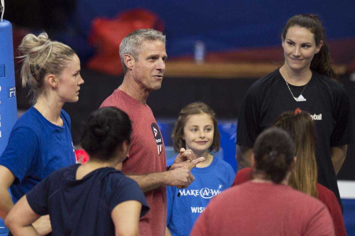 Image result for karch kiraly coach
