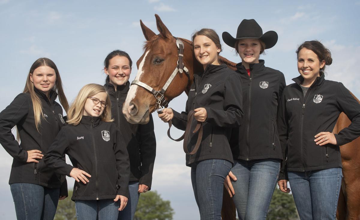 Big Red Elite Equestrian Team, 5.14