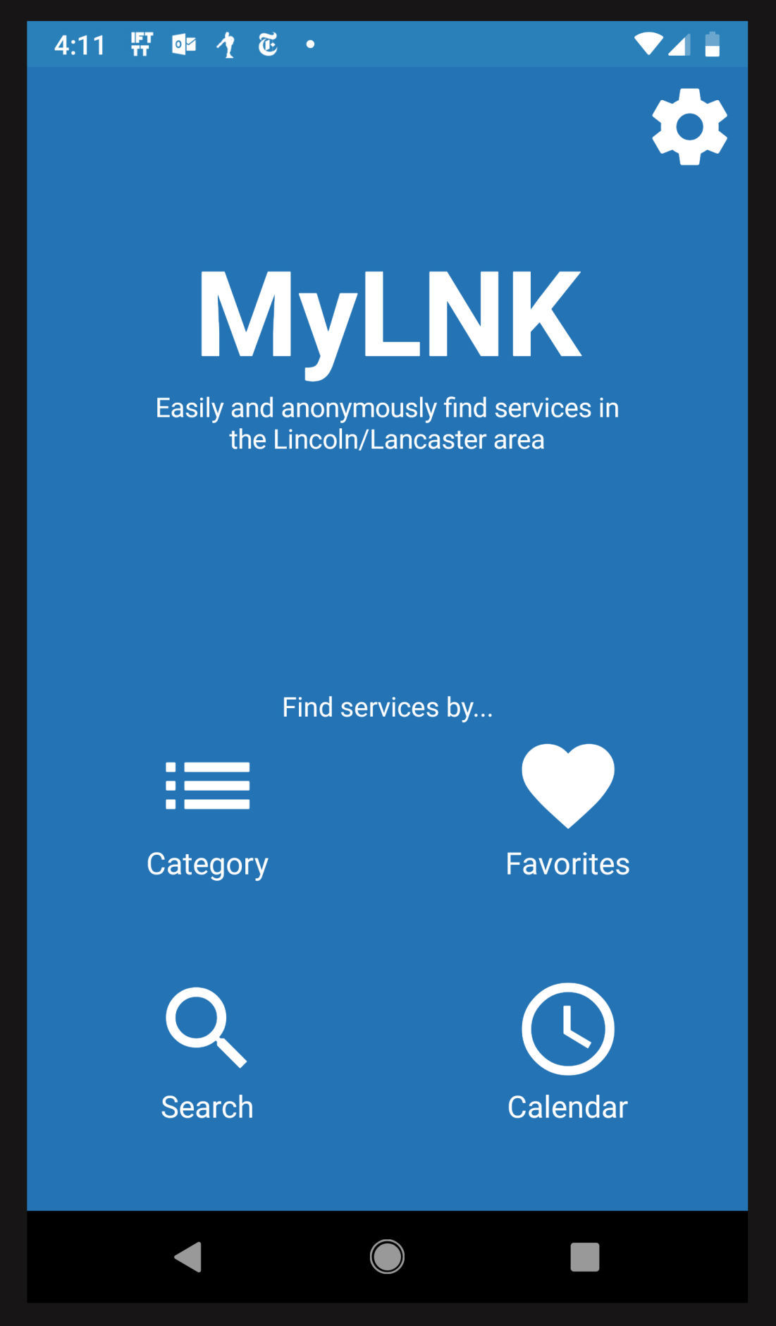 MyLNK screen shot