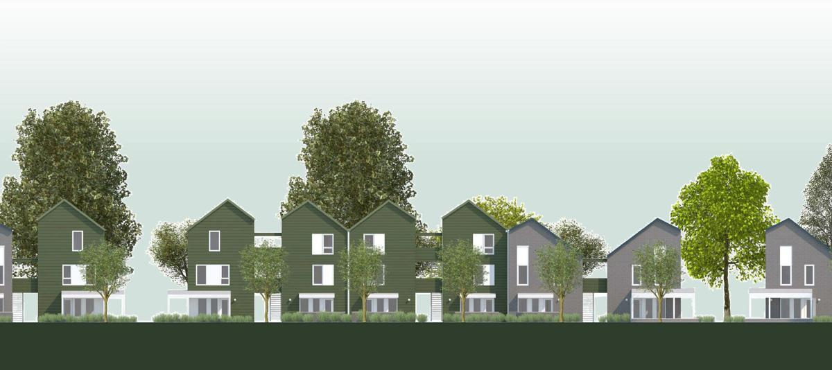 Hoppe Homes development