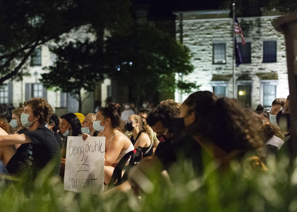 UNL protest, 08.26