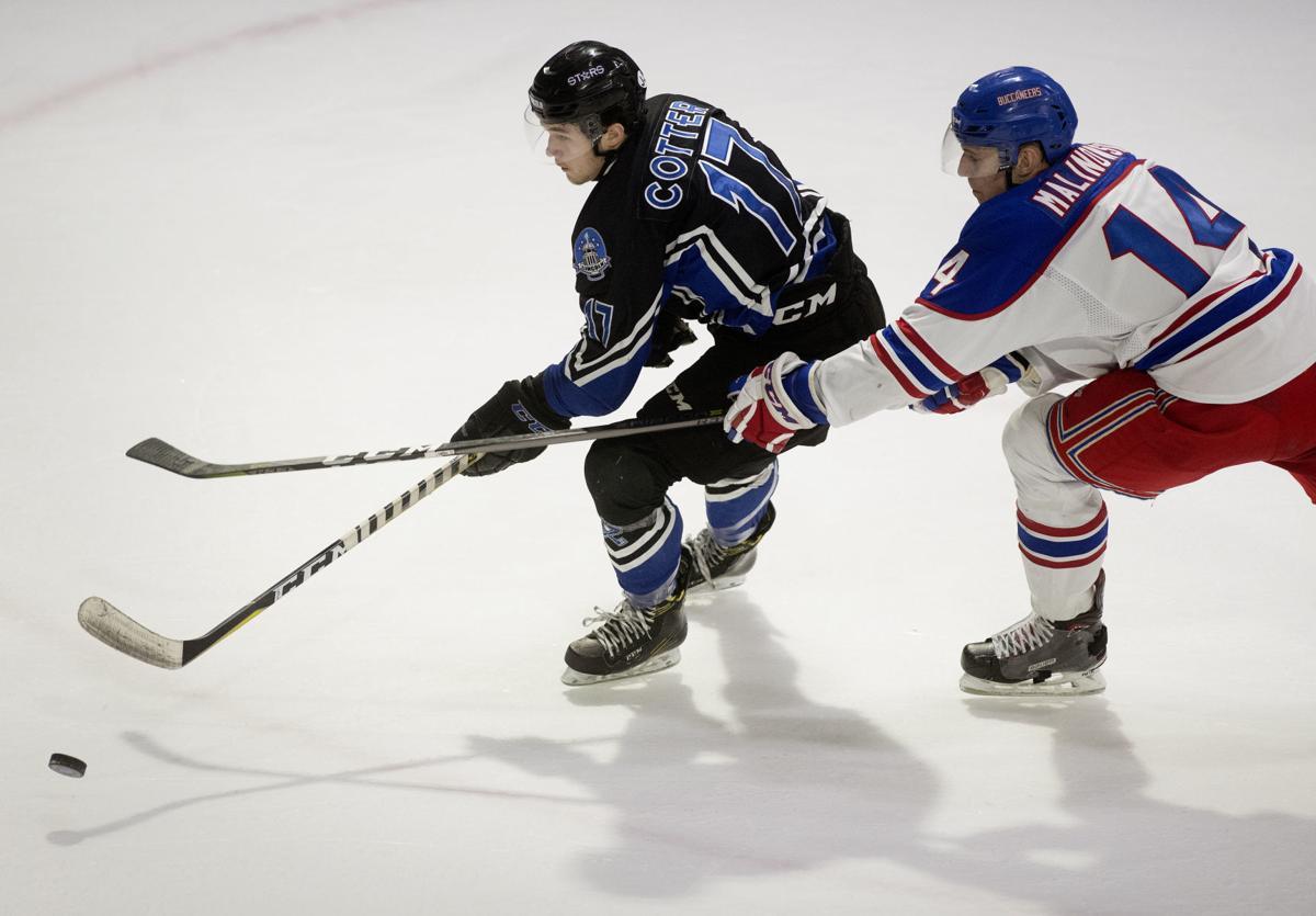 Des Moines vs. Lincoln Stars, 3/15