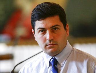 State Treasurer John Murante