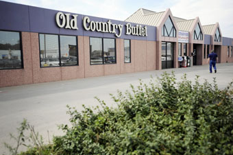 Last day for Old Country Buffet Business journalstarcom