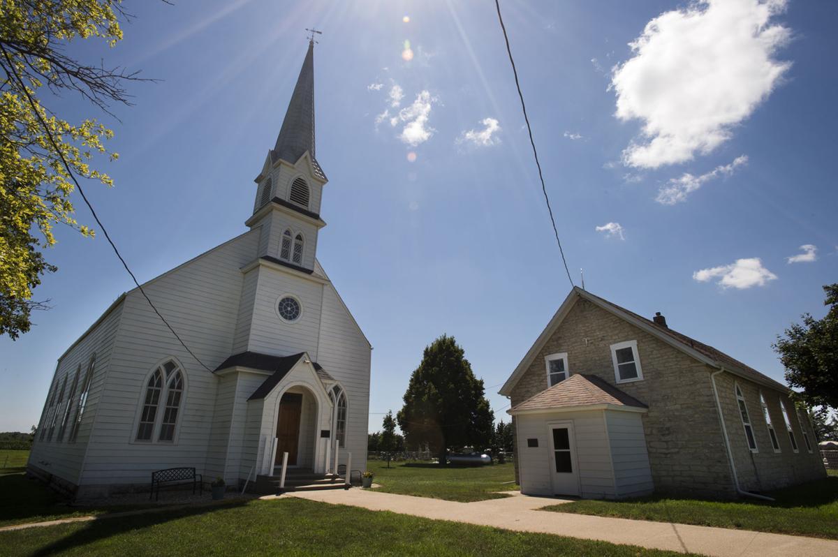 Auburn S Old Stone Church Celebrates 150 Years Of Worship Faith And Values Journalstar Com