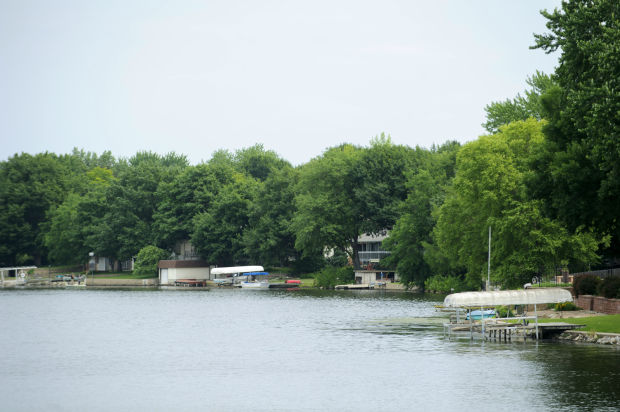 Wedgewood Lake repairs