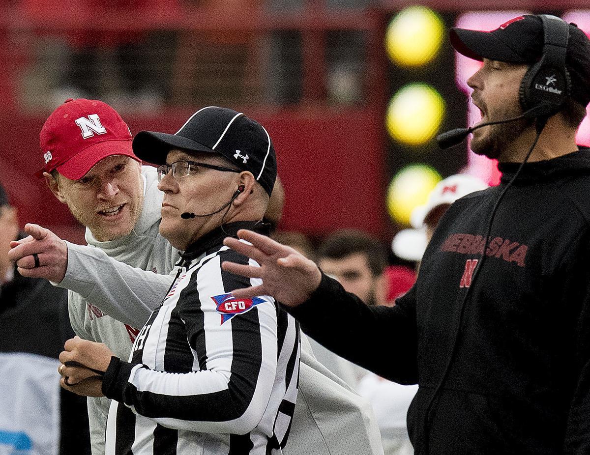 Nebraska vs. Purdue, 9/29