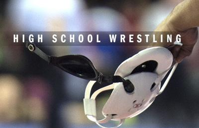 High school wrestling logo 2014