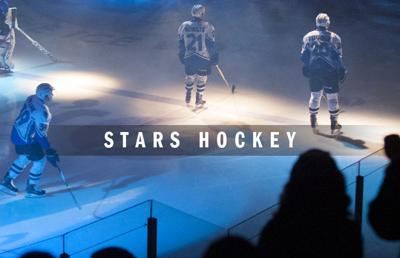 Lincoln Stars hockey logo 2014