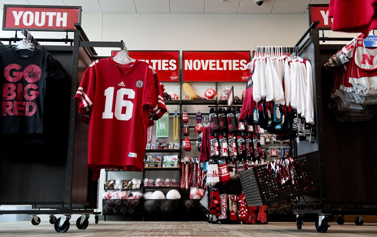 New Huskers Shop promotes more than Big Red gear  sales will provide ... 68825a4b5