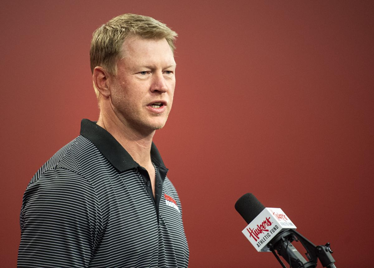 Scott Frost news conference
