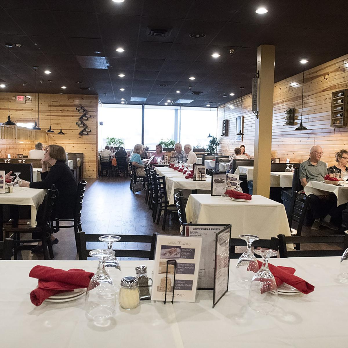Review: Napoli's gives Lincoln another quality Italian restaurant | Dining