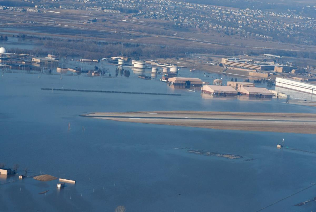 Offutt Air Force Base couldn't stop the floodwaters