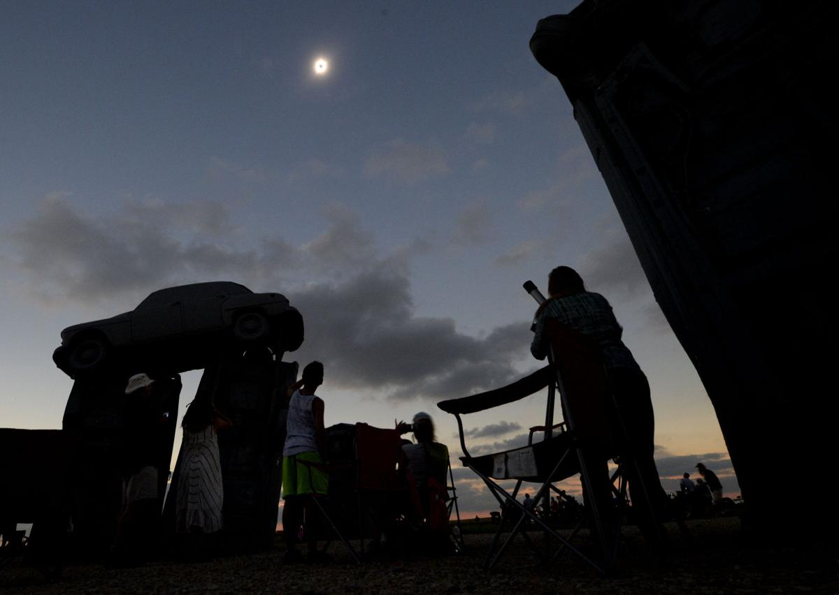 Eclipse Carhenge