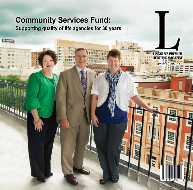 Community Services Fund - July L cover
