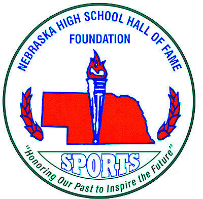 Nebraska HS HOF logo