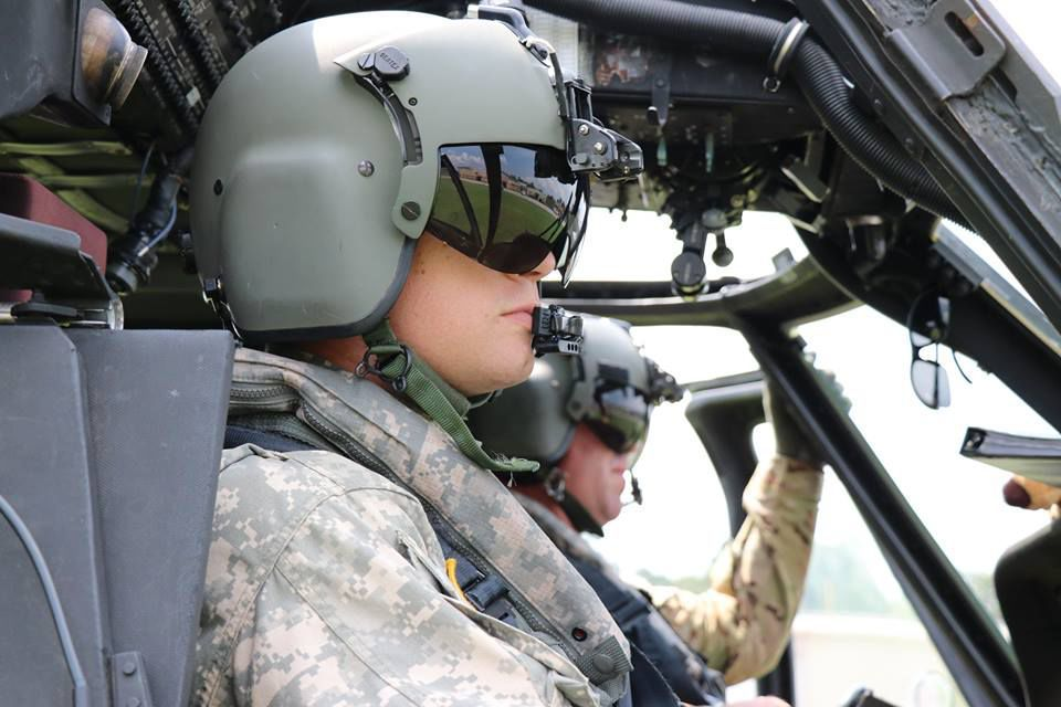 Pa. Army National Guard sends crew, helicopters to Texas for hurricane aid