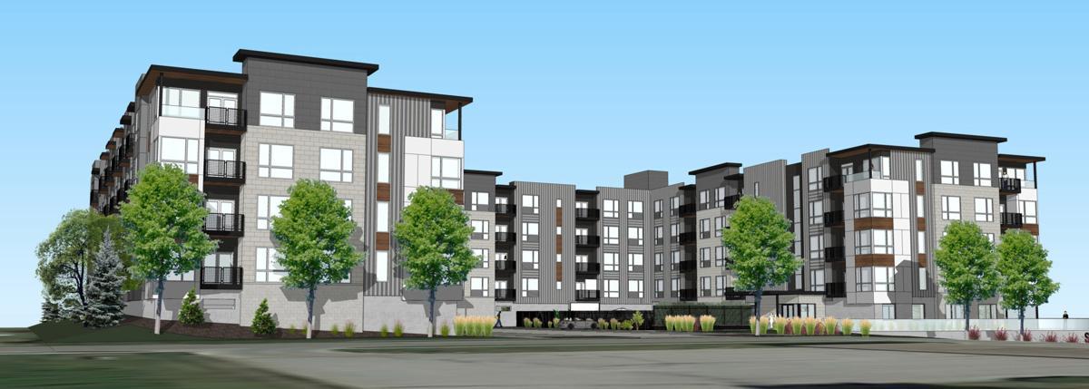 Cotner apartment complex