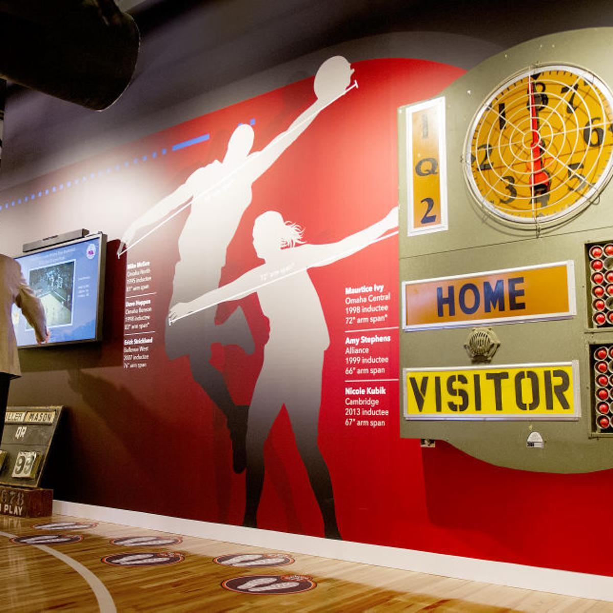 Nebraska High School Sports Hall of Fame hopes its exhibit