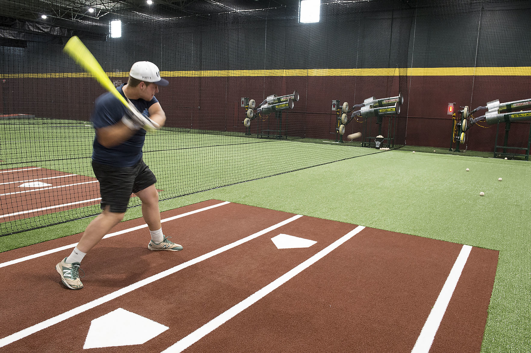 New Lincoln baseball, softball training facility to celebrate grand opening | Journal Star