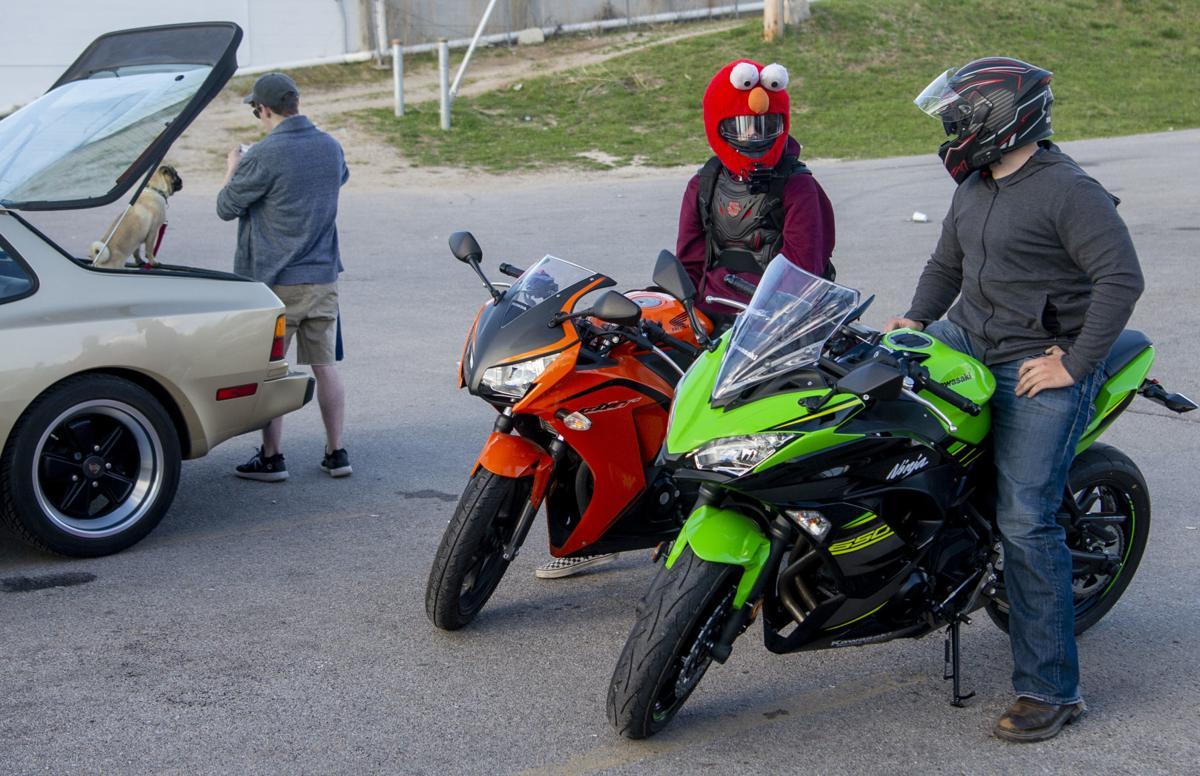 O Street cruising