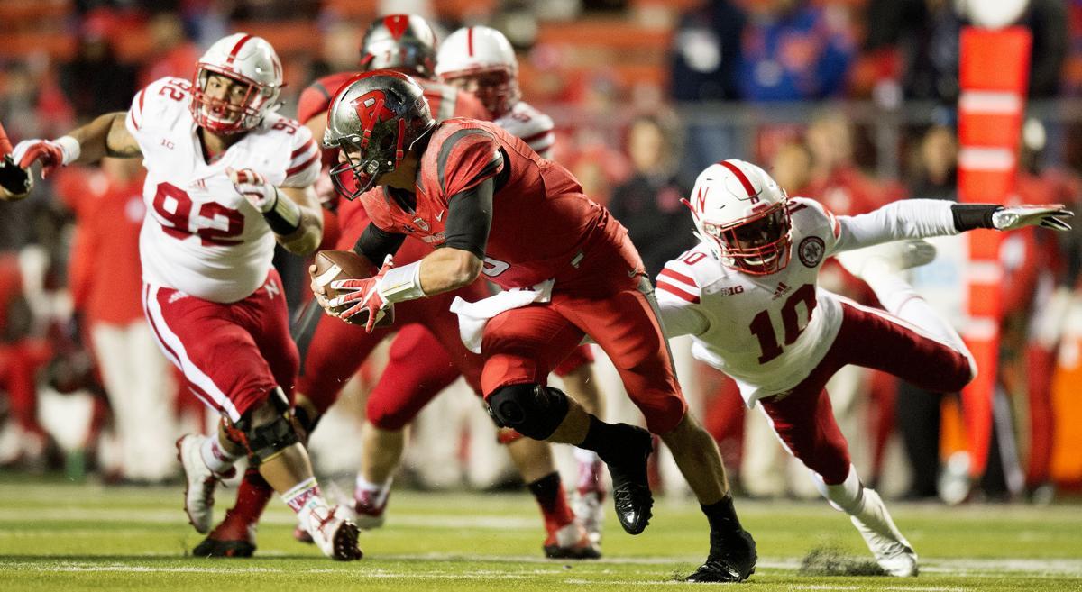 Nebraska vs. Rutgers, 11.14.15