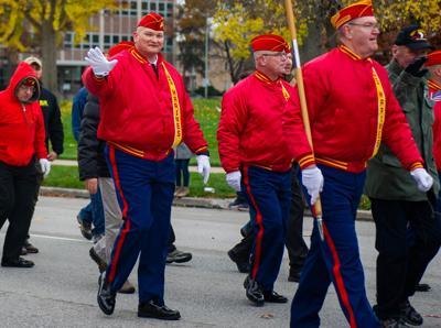 Veterans Parade,