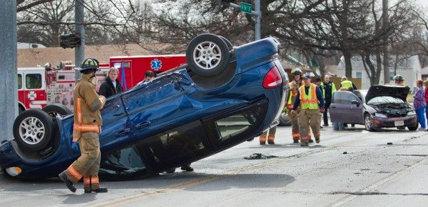 Car Accident: Car Accident In Chicago Today
