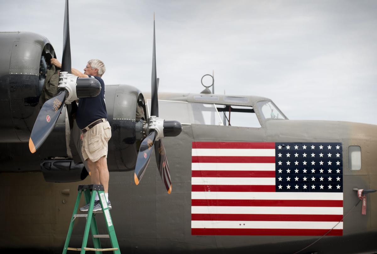 WW II Aircraft Show, 7.31