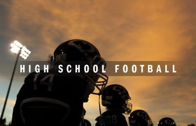 High school football logo 2021
