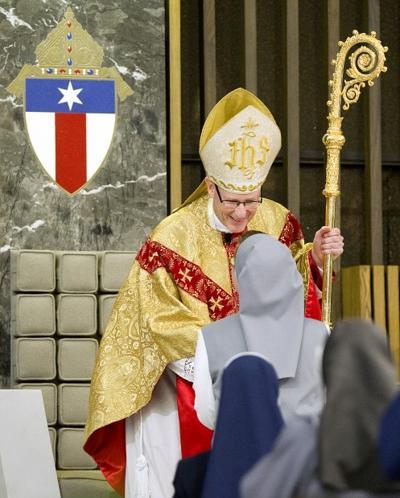 Bishop James D. Conley