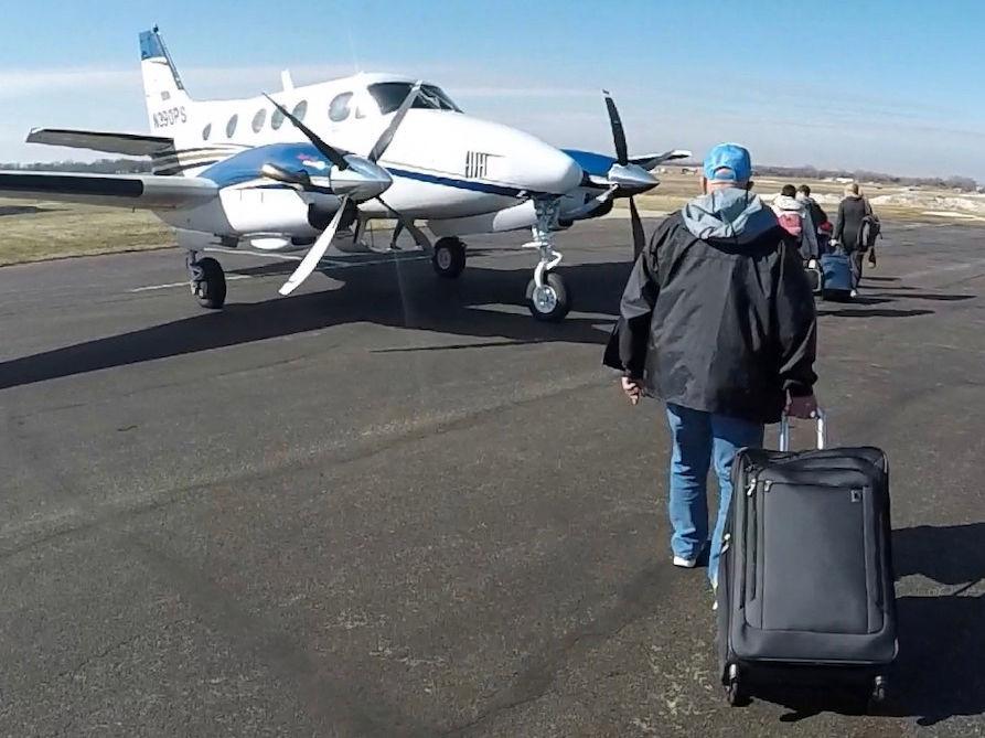 Silverhawk Aviation, Flooding