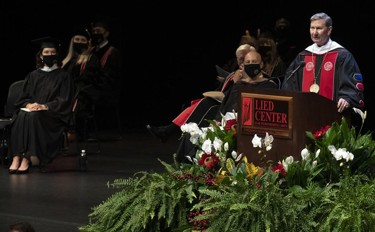 Ted Carter investiture
