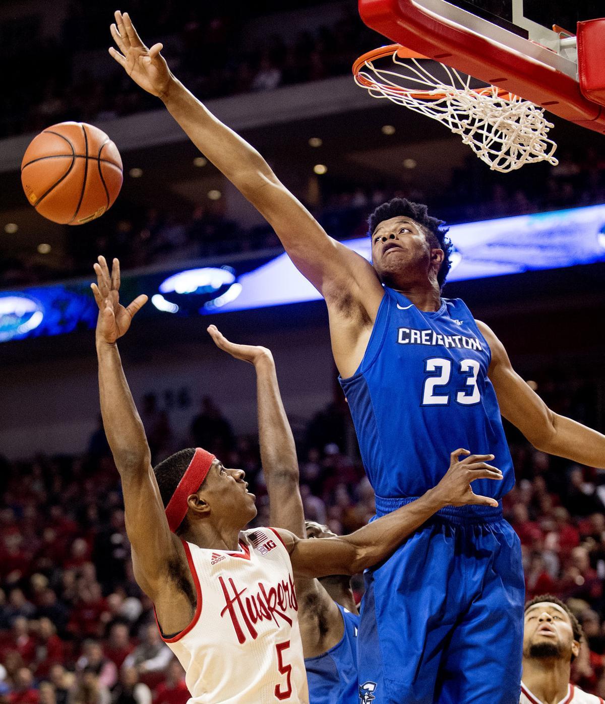 Creighton vs. Nebraska basketball, 12/7