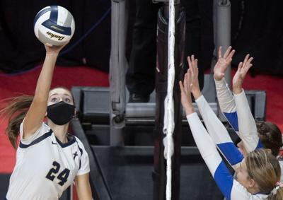 Class C-1 state volleyball, 11.6