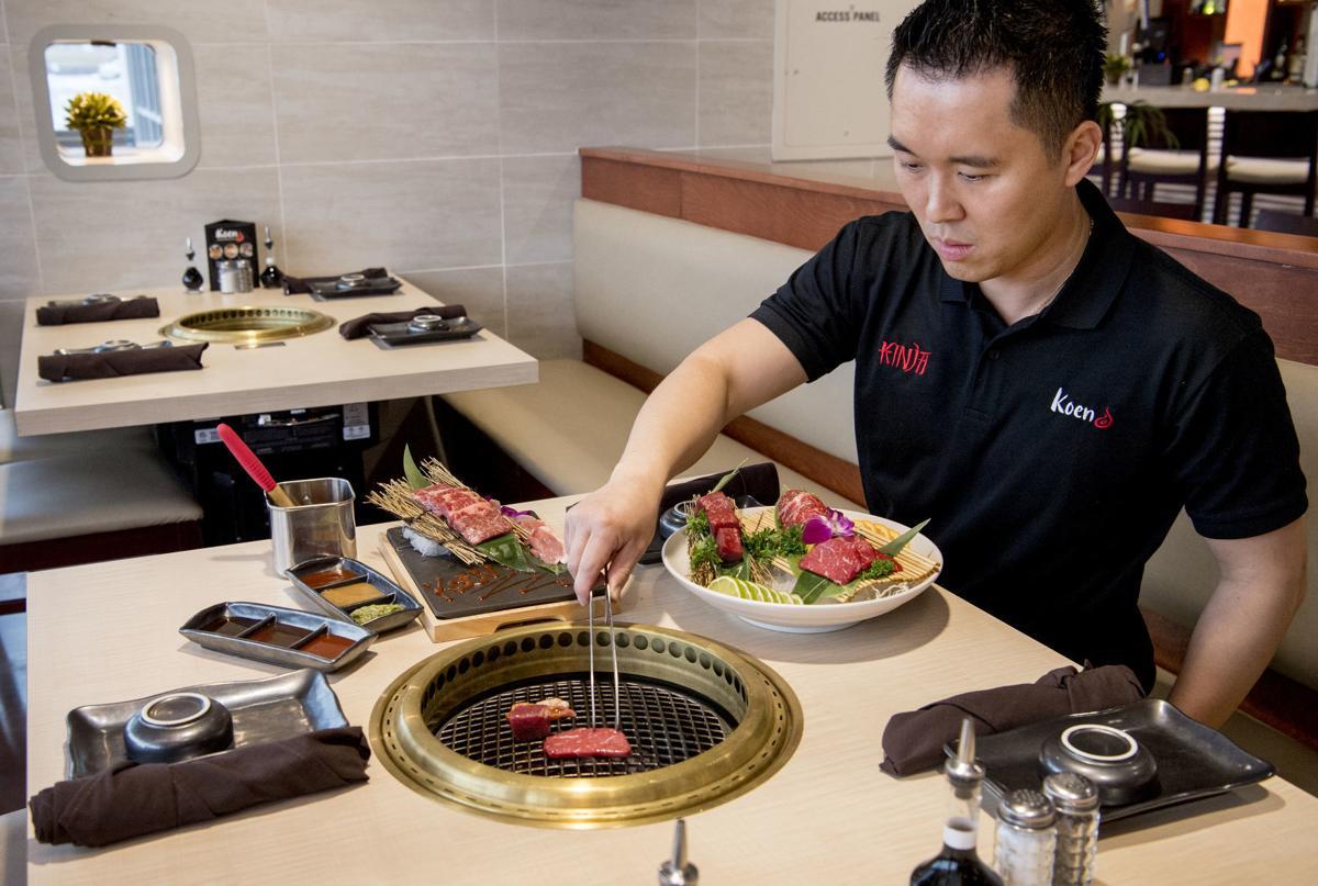 Koen Japanese BBQ and Sushi, 2.5