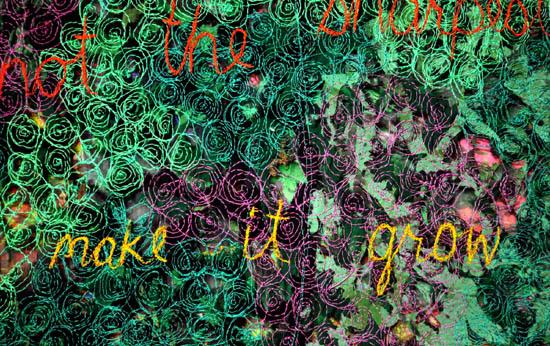 Garden Metaphors art