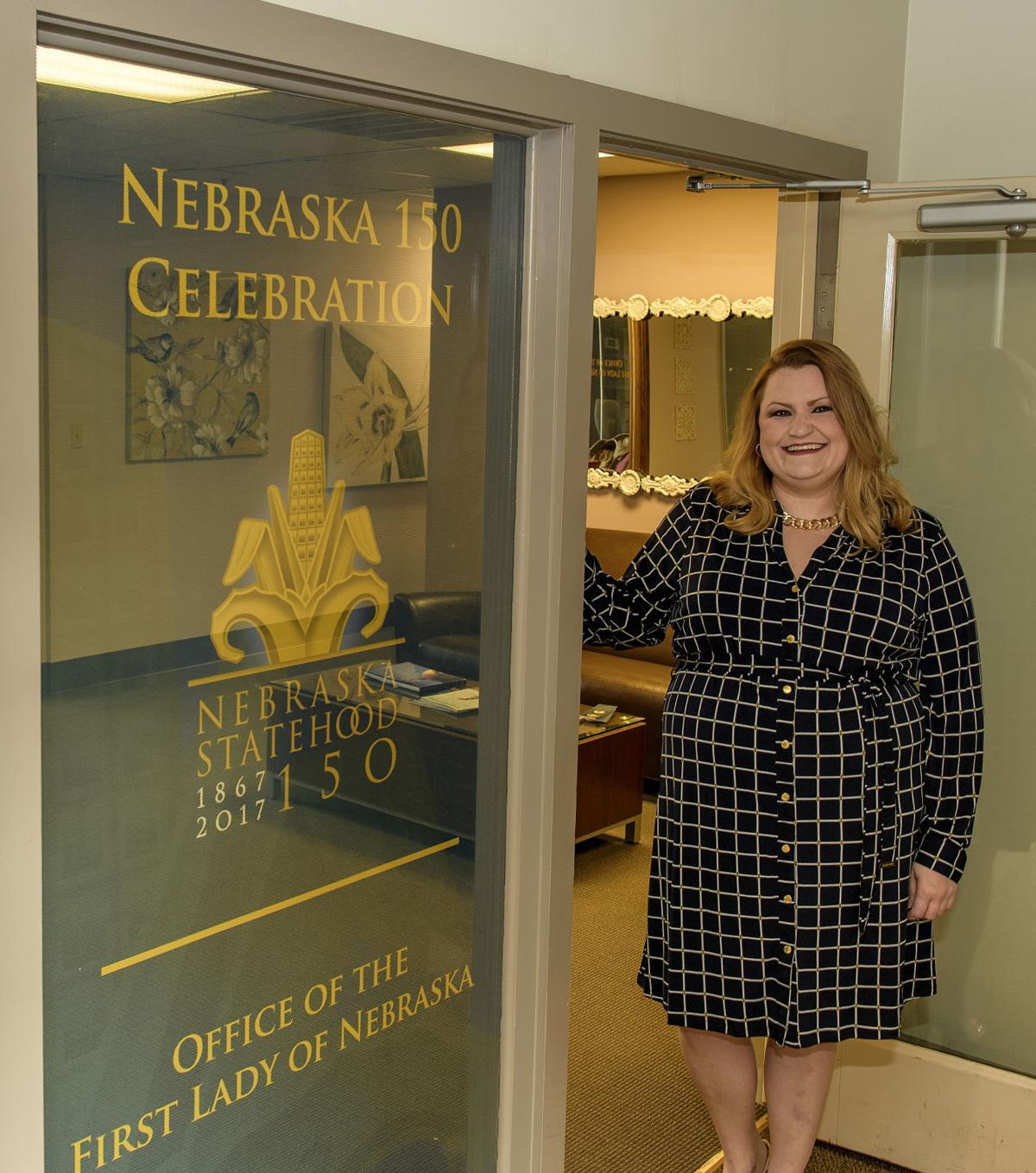 Regan Anson, Nebraska 150 Celebration executive director