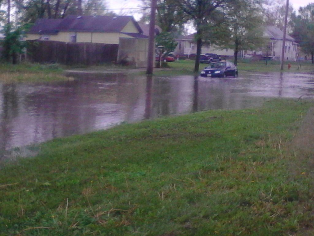 photos floodwaters swamp lincoln surrounding areas photo