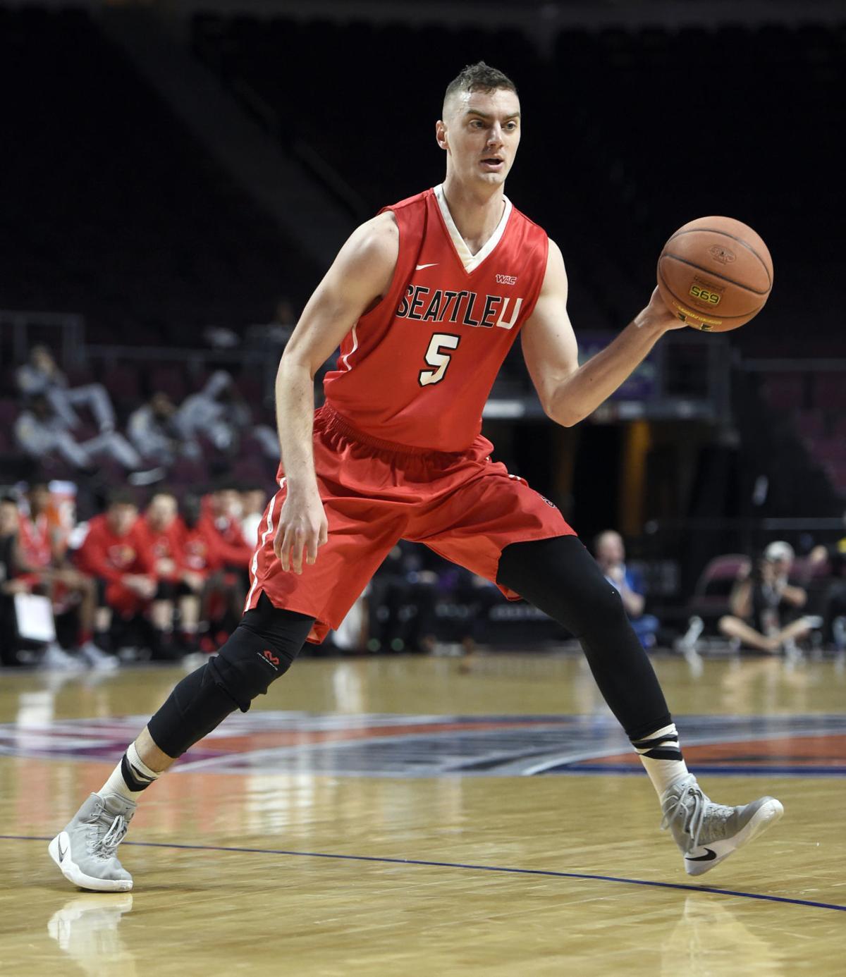 WAC Seattle Utah Valley Basketball