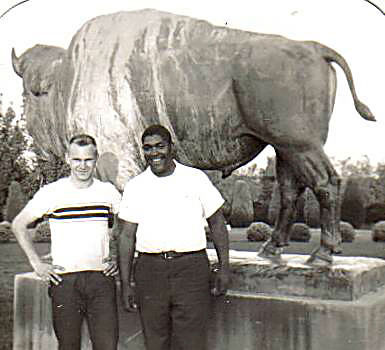 Jay Schmidt and Forrest Stith
