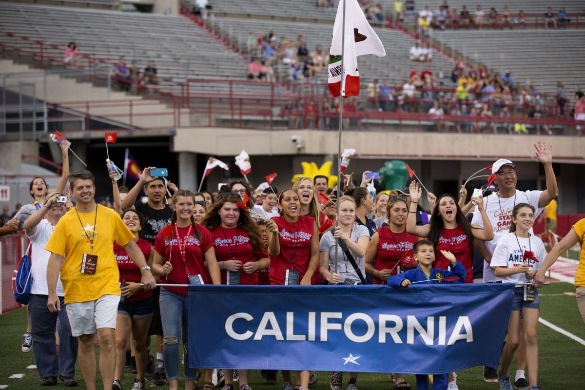 State Games of America Opening