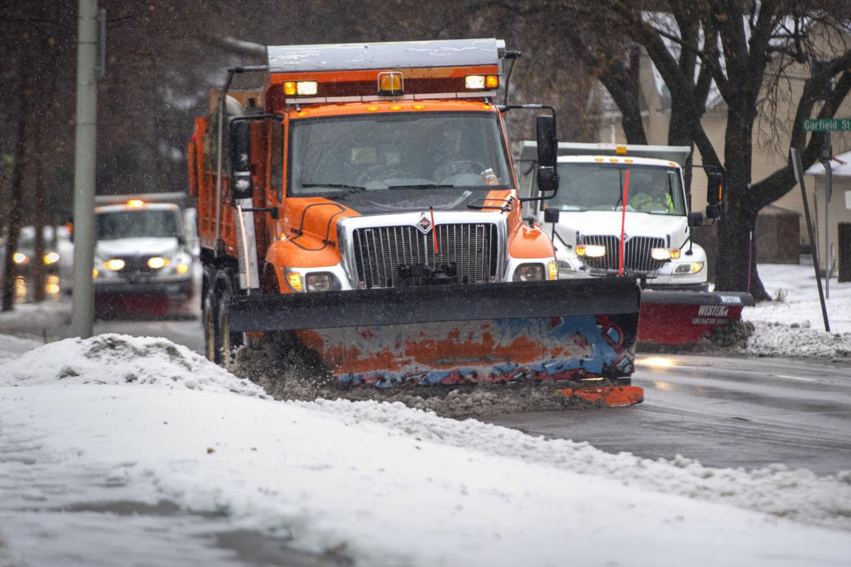 Snow Removal Street Conditions