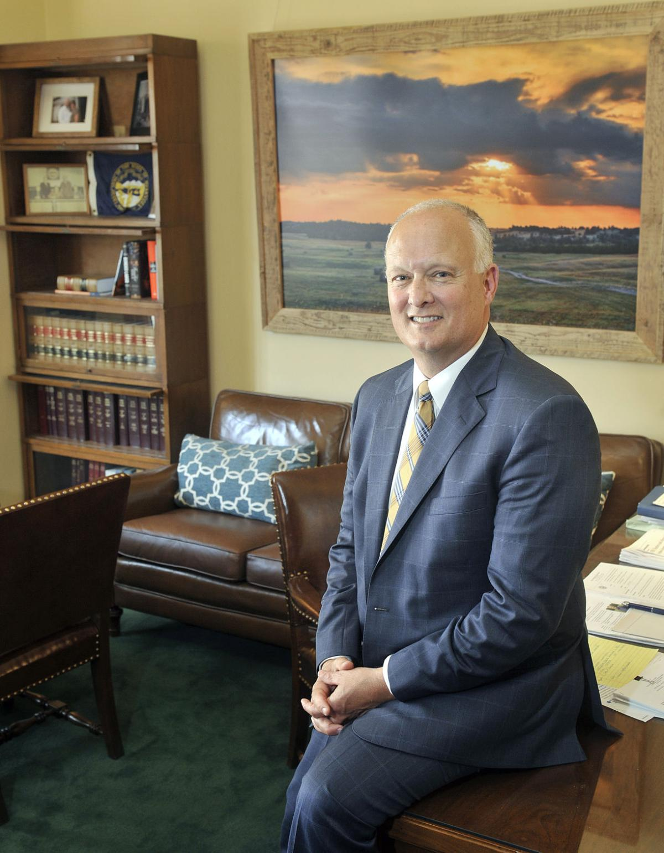 Attorney General Doug Peterson
